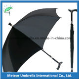Auto diritto Open Adjustable Durable Canes Crutch Umbrella Special per Olders
