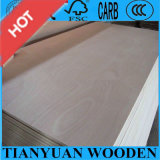 4mm, 5mm, 6mm Okoume/Bintangor Commercial Plywood
