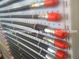 Vibratore per calcestruzzo della tagliatrice di spazzola dell'Assemblea dell'albero flessibile (JYGF)
