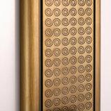 고대 청동색 호화스러운 아연 합금 단 하나 실린더 외부 입구 Handleset 자물쇠