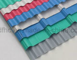 0.12-1.5mm Stärke galvanisiertes gewölbtes Stahldach-Blatt