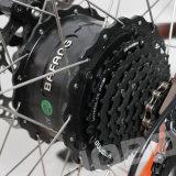 Ciclomotor gordo eléctrico de Ebike Pdelec de la playa de la bici de la nieve de la venta caliente del motor de la C.C. Bafang (JB-TDE00Z)