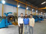 Automatisierungs-Geräten-Transformator-Furchung-Flosse-Produktionszweig