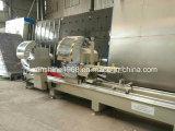 Máquina de estaca principal dobro do CNC do alumínio para a fabricação de alumínio de Windows e das portas