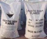 Technische Grade / Industrial Grade Ätznatron Flake mit guter Preis, 25kg pro Beutel
