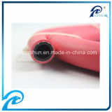 CER zugelassener schwarze/blaue/rote Faser Biraded Gummischlauch für Wasser, Luft, Kraftstoff, Gas