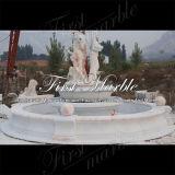 Fuente multicolora Mf-1191 de la fuente de la piedra de la fuente de la fuente de mármol del granito