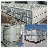 Réservoir d'eau assemblé par GRP de FRP pour le réservoir d'eau d'irrigation pour l'agriculture