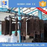 Fare un passo Hanging Chain Cleaning Machine per Radiator