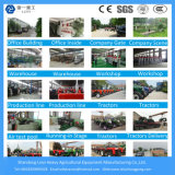Mini PK Landbouw/Compact/het Gazon/Walkingtractor van het Begin van de Apparatuur 40/48/55 van de Landbouw van de Elektrische Mini