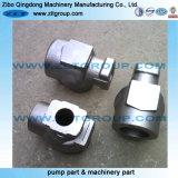 OEMの機械装置部品を処理する機械化の部品の金属