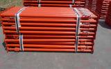 Construction Use를 위한 색칠 또는 Galvanizing Steel Prop
