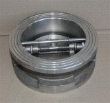Válvula de mariposa de la oblea válvula de retención tht metal Sellado