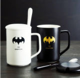 Caffè Mug, Milk Mug Glaze Ceramic Mug con Handle