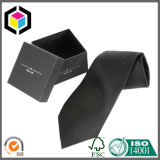無光沢の黒いカラーChipboardのペーパー衣服の包装ボックス