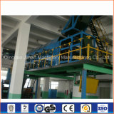 Xpg-600 снимало резиновую смесь охлаждая машина аттестацией Ce&ISO9001