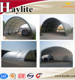El PVC resistente de los 30m el 100FT al aire libre crece uso del jardín de la granja del invernadero de la tienda