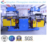 Double Station를 가진 자동적인 Vacuum Curing Press