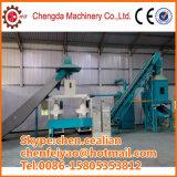 مصنع يتمّ إمداد تموين مباشرة [500-800كغ/ه] خشبيّة كريّة طينيّة مطحنة