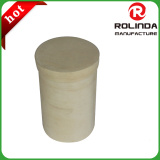 Size differente Round Wood Packing Box con Customer Logo