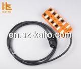 Módulo elétrico da série das peças A3 do Paver do asfalto de Dynapac