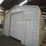 Edificio profesional del metal del garage de la estructura de acero