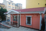 Così Cute Wooden Like Prefabricated House per Guard Box