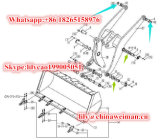 Verbindingsstuk 4043000125 Wasmachine 4043000126 van de Delen van de Apparatuur van de Lader van het Wiel LG936 LG938 van Sdlg LG933 Werkend