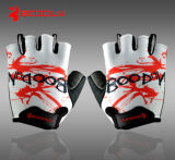 Finger mezzo Cycle Gloves per il fornitore di Customization Gloves (151)