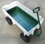 Puxar a ferramenta de jardim do vagão da carga