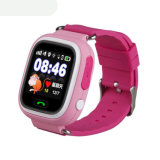 多彩なタッチ画面(D15)が付いている子供GPSの腕時計