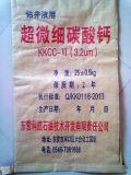 China fêz o saco tecido PP colorido