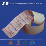 Roulis de papier thermosensible de pâte de bois de la vente en gros 100% d'usine