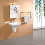Moderner heißer Verkauf 2017 im europäischen Badezimmer-Spiegel-Schrank Y-7025