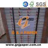 Papel de copia reciclado de la NCR de la pulpa para la escritura de la mano