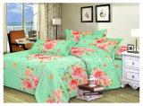 多綿の平野の白い寝具の一定のホテルのコレクションの寝具