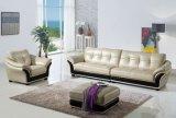 Sofà moderno del salone con la L figura sezionale per mobilia cinese