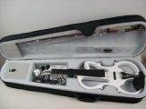 Violino elétrico barato de Aiersi Whoelsale com caixa do violino