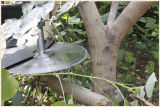 中国のスキッドの雄牛のローダーの接続機構の木のカッター