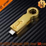 USB feito sob encomenda Pendrive USB2.0/USB3.0 do presente OTG do logotipo (YT-3309)