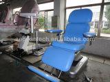 AG-Xd107 que importa o sofá médico elétrico da doação de sangue do motor