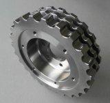 Pieza automotora de la máquina del CNC del acero inoxidable de la precisión de encargo del ODM