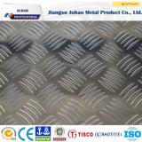 plaque Checkered de plaque de radiateur de l'acier inoxydable 304 316