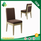 Cadeira de jantar chinesa do estilo indiano de luxe do OEM Ashtree para o apartamento