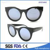 Óculos de sol polarizados da proteção da forma da promoção plástico UV