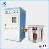 Induktions-kupferner schmelzender Ofen und Maschine des Fabrik-Zubehör-100kg Kgps