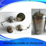 Wholesale alles Edelstahl Eco Tee Grobfilter/Infusers