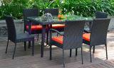 Outoor Möbel/Garten PET Rattan-Möbel-Stab-Sets für Freizeit-Möbel