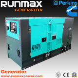 120kw / 150kVA Super Silent Perkins Electric Diesel Power Generator Set (RM120P2)