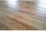 أبيض و [بروون ش] يهندس أرضية خشبيّة